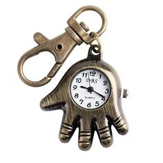 Palm Vintage Pocket Watch Hanging With The Popular Pull Cool Air >>> Click image to review more details. (Note:Amazon affiliate link)