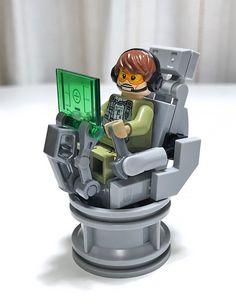 Lego Mechs, Lego Bionicle, Legos, Karate Kid, Lego Sculptures, Micro Lego, Amazing Lego Creations, Lego Ship, Lego Spaceship