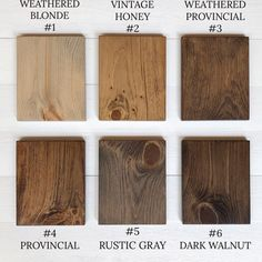 The Effective Pictures We Offer You About farmhouse dining decor A quality picture can tell you many Cabinet Stain Colors, Minwax Stain Colors, Deck Stain Colors, Wood Colors, Pine Stain Colors, Hardwood Floor Stain Colors, Refinishing Hardwood Floors, Wood Flooring, Best Wood Stain