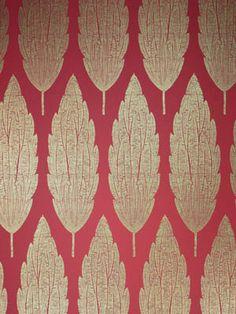 Cypres wallpaper by Osborne & Little