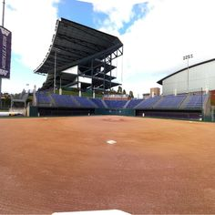 360 of the UW Softball Field