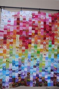 Volume by Mad About Patchwork.  If I had any quilting talent I would tackle this one.