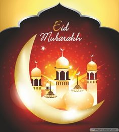 Eid Mubarak Islamic HD Wallpaper