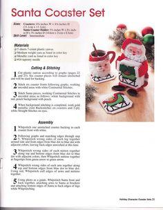 Holiday Character Coaster Sets  21