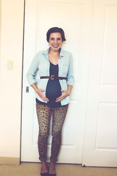 #pregnancy how cute is she!