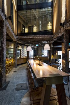 Ovolo 1888 Darling Harbour | hotel refresh | design by Luchetti Krelle | photo by Michael Wee