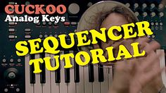 Support me on Patreon: http://www.patreon.com/cuckoomusic Analog Keys and Analog Four Sequencer tutorial. Parameter locking. Song mode. Poly mode. Stuff...
