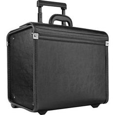 SOLO Rolling Catalog Carry-Ons - Black for sale online What Is Your Gender, Lid Organizer, Business Essentials, Catalog, Rolls, Leather, Men's Bags, Places, Lugares
