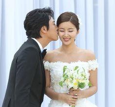 배우 한재석과 박솔미 Actor Han Jae Suk and Actress Park Sol Mi