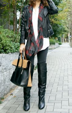 Outfits with Knee High Boots | dsc01394.jpg