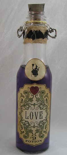 love this love potion!!!  @Laura Allan