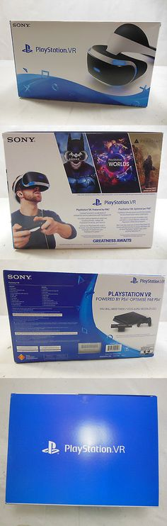 PC and Console VR Headsets: New Sony Playstation 4 Psvr Vr Virtual Reality Core Headset For Ps4 #O BUY IT NOW ONLY: $538.0