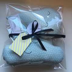 Asked by a customer to send 2 of our cushions as a gift to a friend. I hope they like their surprise in the post :) I have just organised for printed gift tags and bought some pink and blue ribbon too. If you would like to send a gift to someone please email me on littlebambinobear@iCloud.com or dm/pm me. #littlebambinobear #wabusinessdirectory #gift #present #cloudcushion #raindropcushion #pretty Pink And Blue Ribbon, Cloud Cushion, Rain Drops, Gift Tags, Baby Kids, Cushions, Organization, Bear, Printed