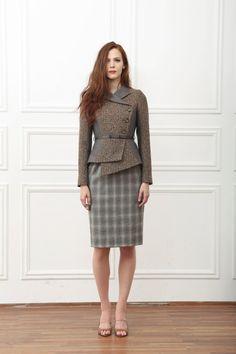 Special Winter Sale 20% -Schumann Komplette CLASSIC SUIT-DRESS_brown on Etsy, $278.00