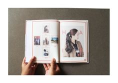 Creative Fashion Ideas // Assignment // Book by Robertha Dayu, via Behance