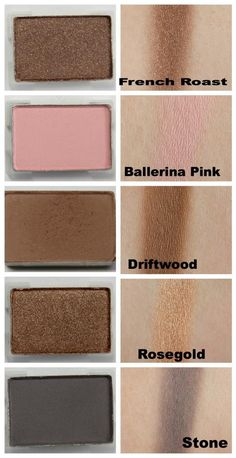 Neutral Mary Kay Mineral Eye Color Shades #MaryKay check out my website for more info....http://www.marykay.com/egbeasley
