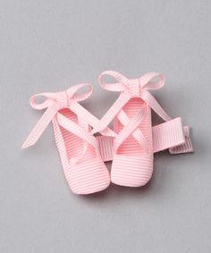 ballet slippers!