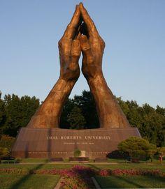 Oral Roberts University. Tulsa, Oklahoma.
