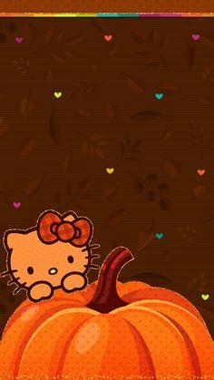 #digitalcutewalls Summer Wallpaper Phone, Iphone 7 Plus Wallpaper, Holiday Wallpaper, Friends Wallpaper, Hello Kitty Wallpaper, Wallpaper Backgrounds, Hello Kitty Halloween, Hello Kitty Backgrounds, Hello Kitty Pictures