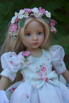 "13"" Effner Little Darling Somerset Chic Ensemble by Ladybugs Doll Designs OOK 