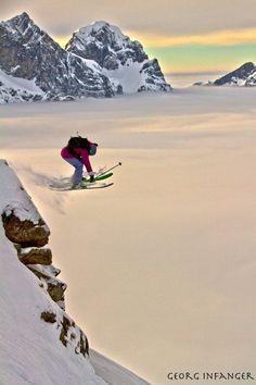 Freestyle skiing    #skiing #sport #snow #blueprint  http://www.blueprinteyewear.com/