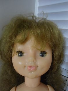 Кукла СССР Соня Киев с ямочками на щеках