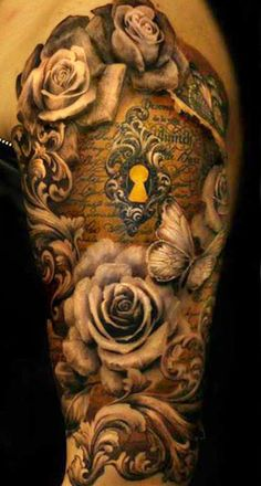 Tattoo Artist - Ellen Westholm   www.worldtattoogallery.com/tattoo_artist/ellen-westholm