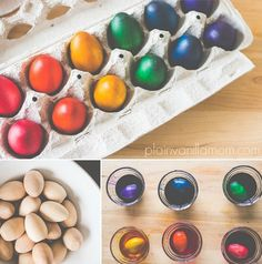 How to dye wooden eggs With Easter just around the corner, we can't help but see eggs everywhere! But do you know how to dye wooden eggs? This craft is a great one to do with older kids, and would…