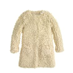 J.Crew - Girls' Hartford® vigne coat