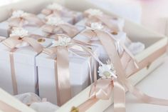 """One of the loveliest trend predictions comes from Marianne from Honey & B – charitable donations in lieu of wedding favors. """"The idea is simple,"""" she says. """"Donate the money you might have spent on Wedding Favors to a cause that means something to you and your groom-to-be."""" Aww."""