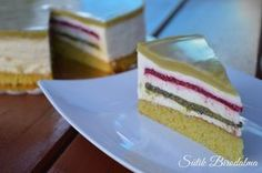 Drip Cakes, Vanilla Cake, Mousse, Cake Recipes, Cheesecake, Pudding, Eat, Dios, Easy Cake Recipes