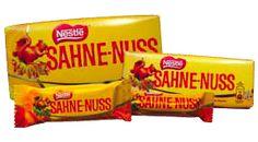 Sahne Nuss the best chocolate of the world !!!!