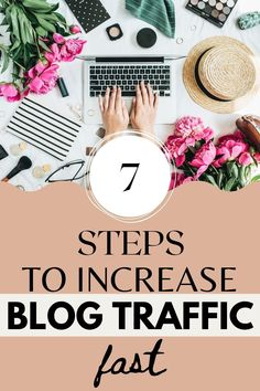 The best ways to increase blog traffic and increase your subscriber list.. fas!