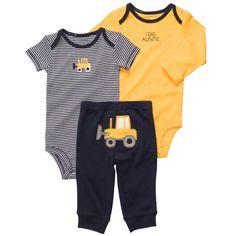 original novo 2014 carters roupa define bebê meninos meninas carters roupa infantil bebe bodysuits calça terno do bebê recém nascido em Conjuntinhos de Bebê - Meninas de Roupas & acessórios no AliExpress.com