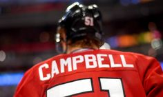 Brian Campbell retires from NHL to join Blackhawks front office = It was announced on Monday that defenseman Brian Campbell, who won his only Stanley Cup as a member of the Chicago Blackhawks, has formally retired from the NHL and will.....