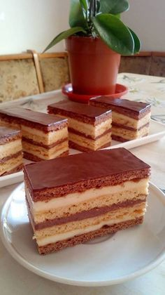 Cookie Recipes, Dessert Recipes, Smoothie Fruit, Good Food, Yummy Food, Beautiful Desserts, Hungarian Recipes, Dessert Drinks, Sweet Recipes