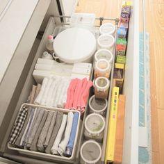 キッチン収納アイデアを場所別にご紹介します☆キッチンは料理のしやすさや清潔感などを保ちながら、好みのインテリアにしようと思うとかなり労力が必要になります。そこで機能性は保ちながらもきれいに収納ができるアイデアを集めてみました。収納に役立つ100均アイテムの紹介もしていますのでぜひ参考にしてくださいね。
