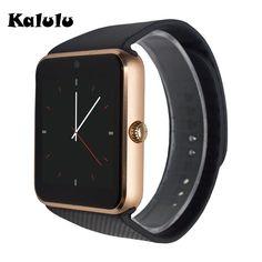 Gt08 bluetooth smart watch mit tf sim-karte kamera uhr notifier für samsung android telefon besser als u8 dz09 legierung Smartwatch //Price: $US $18.87 & FREE Shipping //     #smartwatches