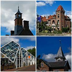 My old town!  I miss it!!  Wageningen, Netherlands