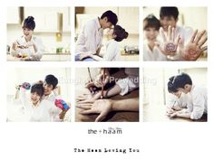 A sweet, dreamy and elegant studio in Seoul. Bridal couples can enjoy the simplicity and sweet romance during the pre-wedding photoshooting here. 100% Korean Concept Wedding Photography| Eun-Gi Kor…