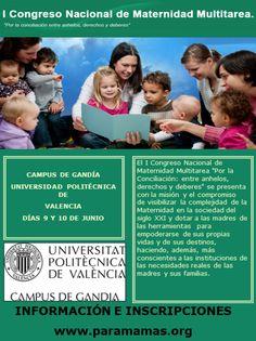 I Congreso Maternidad Multitarea