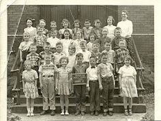 Class of 1957!  http://noonegoes.blogspot.com/  http://www.facebook.com/pages/No-One-Goes-2-Palmerston-Ontario/159232037516315