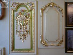 Двери в стиле Барокко и Рококо.GOLD RYBLAND.