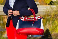 Maritimer Look im Business - www.lady50plus.de