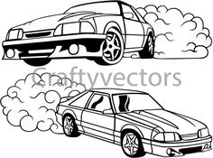 179 best cs drawing 1 images decal decals stickers 07 Mustang GT Mods ford mustang fox body vector svg cut file