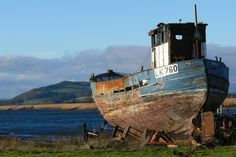 I would like very much to have this boat, love it up, and sail about all the lochs and seas of the British Isles.