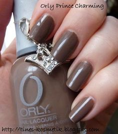 Tines Kosmetikblog: Orly Prince Charming