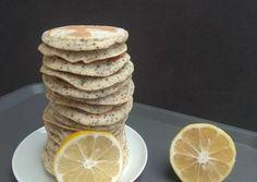 Mákos-citromos mini amerikai palacsinta | Lucy's Bakery receptje - Cookpad receptek