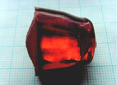 A new CaErAlO4 crystal for use in infra red lasers