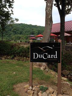 Wineographer's Top 5 Favorite Virginia Wineries - DuCard Vineyard